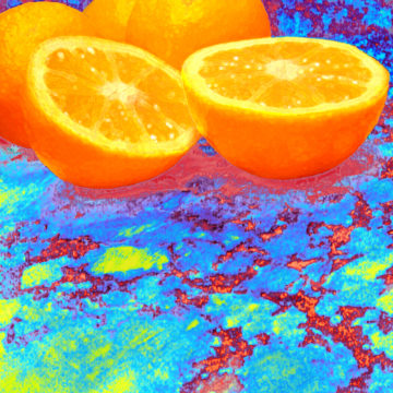 Tangerine Scene
