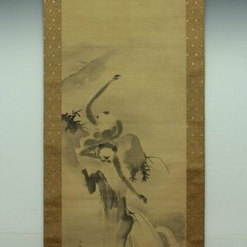 Two Monkey-Hidenobu