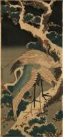 2 Manchurian Cranes Final