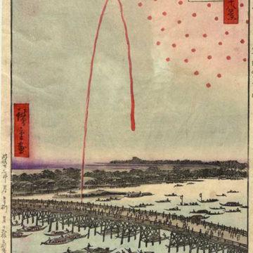 Fireworks at Ryogoku 10b