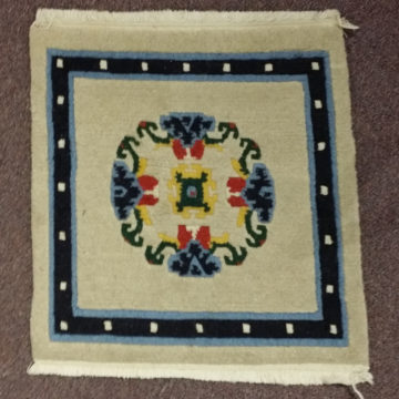 18×18 Turkey rug