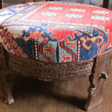Kazak ottoman side copy