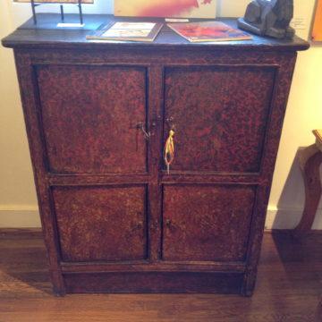 Tibetan Cabinet 4 doors