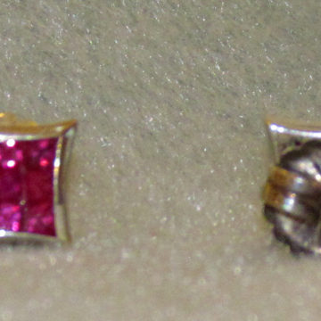 Ruby and 18k invis set 3