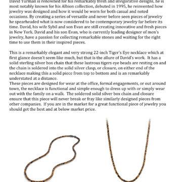 Microsoft Word – Tiger's Eye Necklace 22.docx