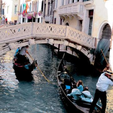 Il Veneto via d'acqua